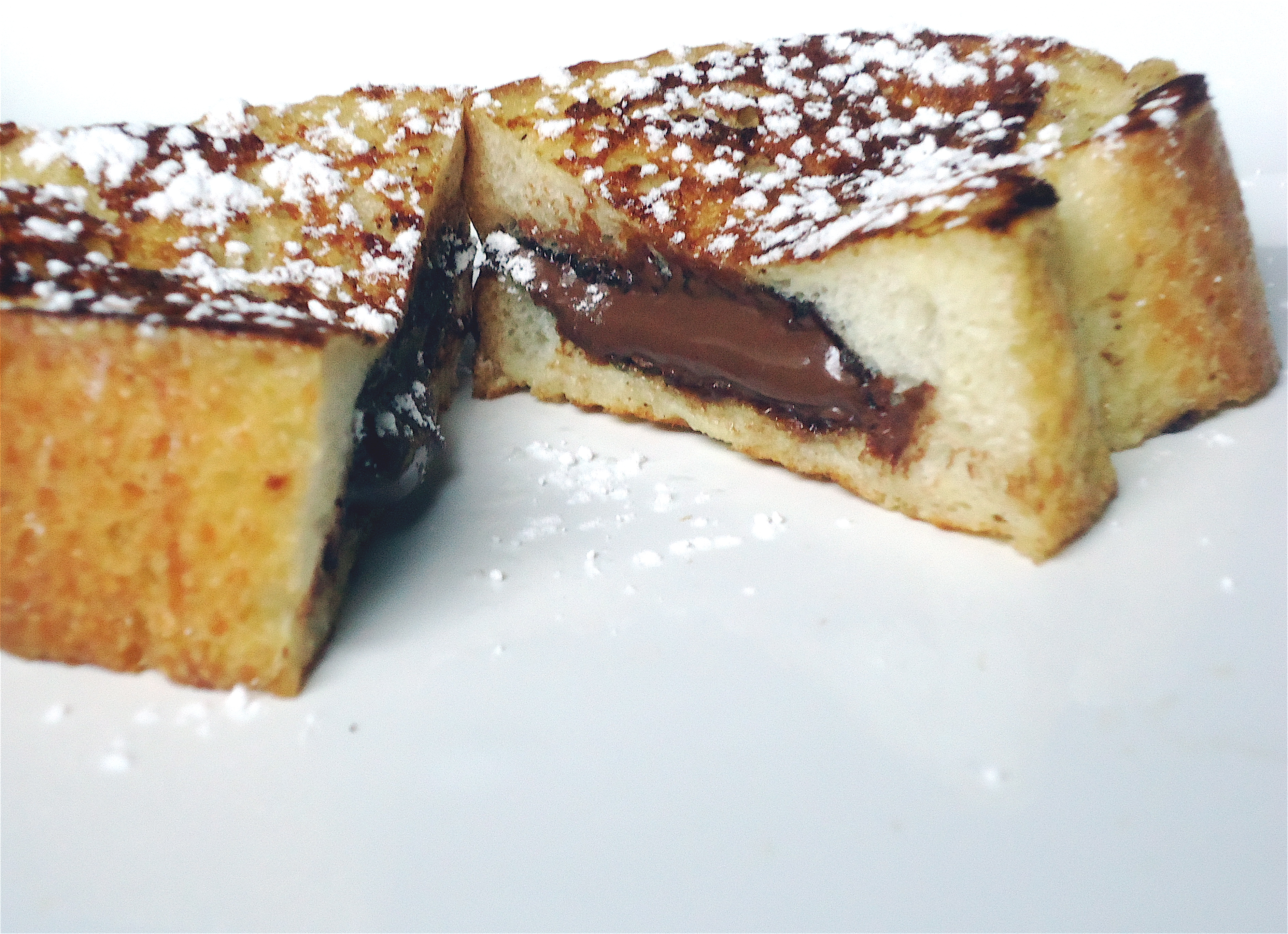 Nutella Stuffed French Toast | The Critics In My Kitchen