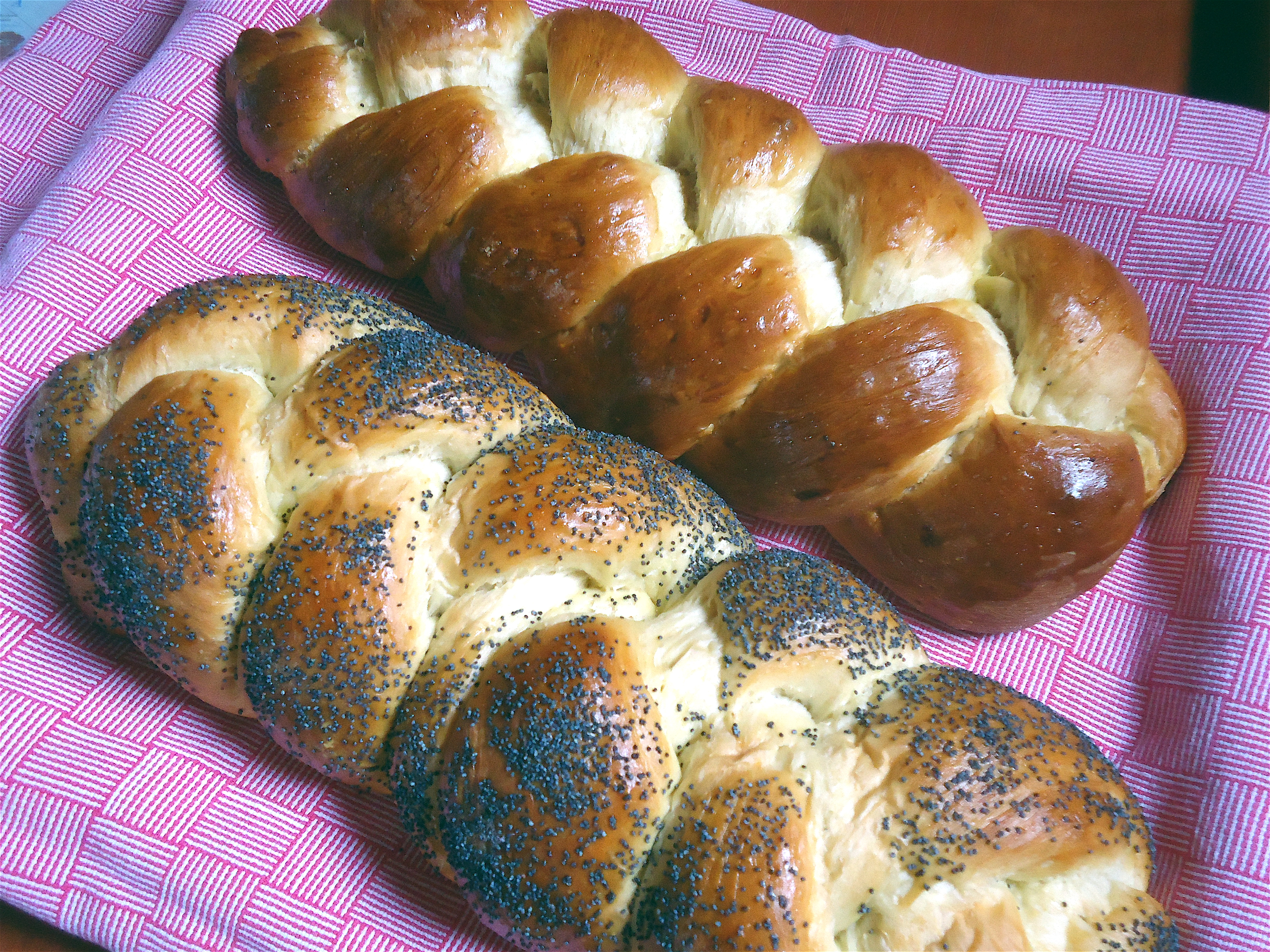 Bread Machine Challah Bread | The Critics In My Kitchen